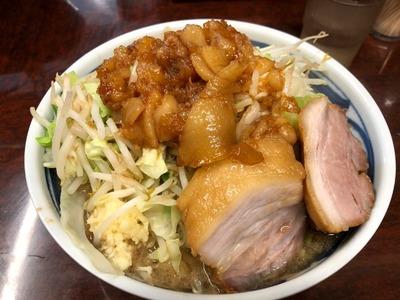 19/10/08ラーメン二郎めじろ台店 03