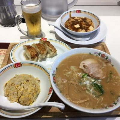17/07/28餃子の王将フレスポ八王子みなみ野店 01