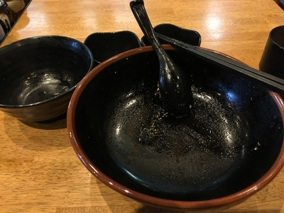 17/10/12伝説のすた丼屋八王子東浅川店 10