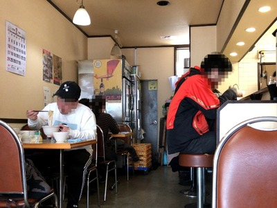 19/02/25らーめんれんげ 鶏白湯らーめん+ミニカレー丼04