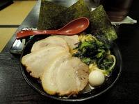14/11/29ななふく家 チャーシューメン(正油) 2
