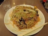 14/08/31中華料理好々亭 焼ソバ(カタヤキ)1