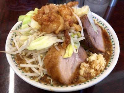 18/03/02ラーメン二郎めじろ台店 05
