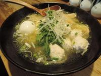 15/01/28本丸亭鶴屋町店 本丸塩ら~めん+塩煮たまご5