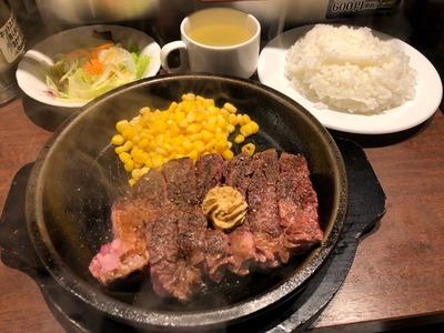 19/02/15いきなり!ステーキ町田店 11