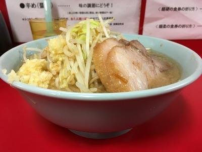17/02/20ラーメン二郎新宿歌舞伎町店 08