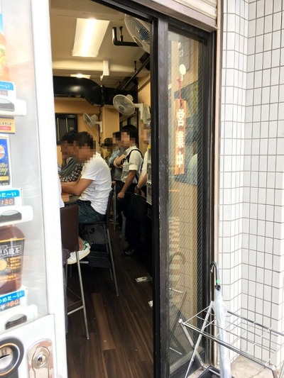 16/09/19ラーメン二郎亀戸店 04