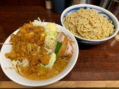 20/12/22ラーメン二郎めじろ台店 06