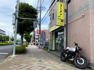 21/09/22ラーメン二郎めじろ台店 02