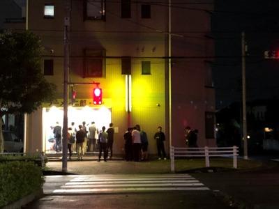 18/10/19ラーメン二郎めじろ台店 03
