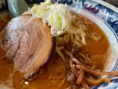 20/06/21麺や樽座子安町店 えび味噌らーめん 07
