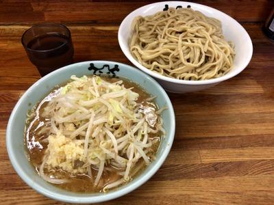 18/07/12ラーメン二郎新小金井街道店06