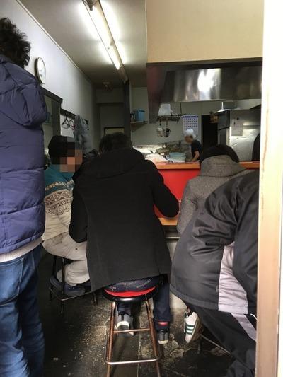 17/01/25ラーメン二郎松戸駅前店 05