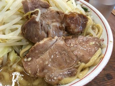 17/05/26ラーメン二郎品川店13