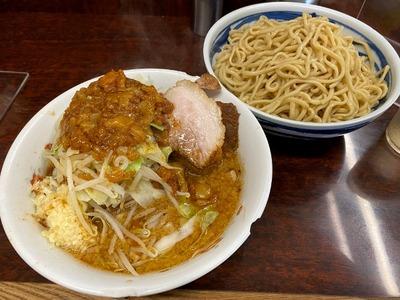 20/08/12ラーメン二郎めじろ台店 08