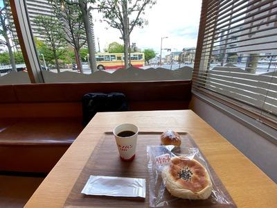 21/04/06オギノパンCAFE橋本店 12