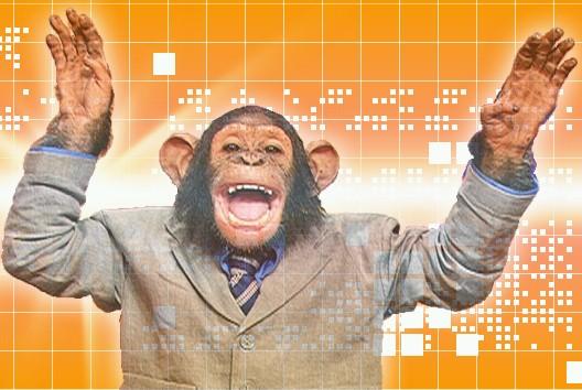 キヨたんの裏日誌」:チンパン・...