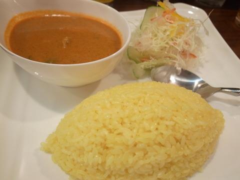 チキンカレー (1)