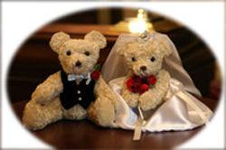 クマ結婚ぼかし
