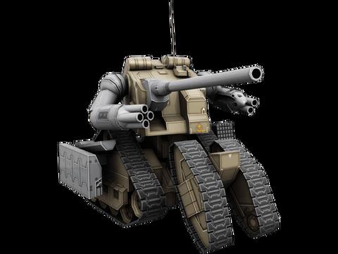 陸戦強襲型ガンタンク : 戦場の絆
