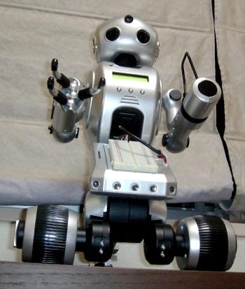 090712_マイロボット組み立て後