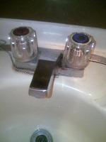 洗面2ハンドル 画像