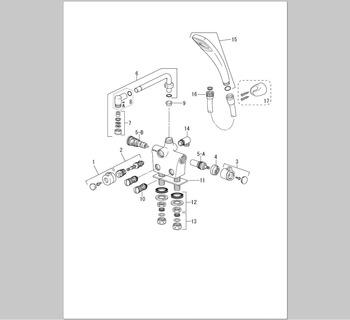 MYM  MS3700  温調カートリッジ 交換作業 11