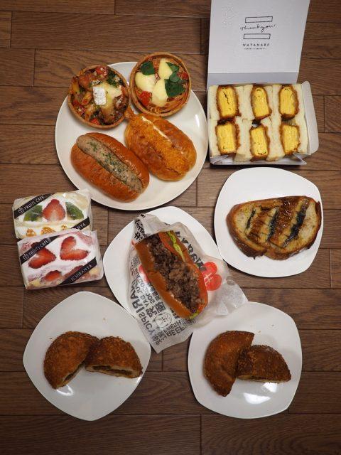 『第9回阪急パンフェア』で美味しいパンをいっぱい購入しました! @阪急うめだ本店