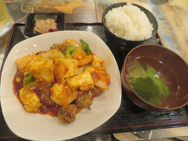 馬喰横山の台湾素食(ベジタリアン)「台湾食堂」に行ってみた!