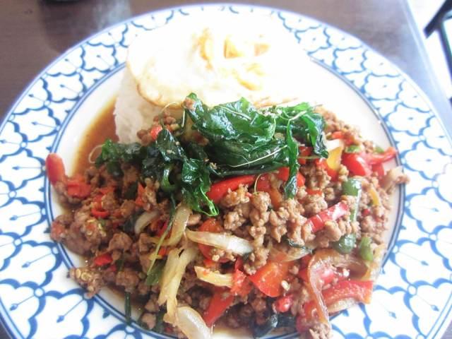 》閉店《 タイ料理「マリカ」(神田・西福田町)がもうすぐ2年を前に閉店