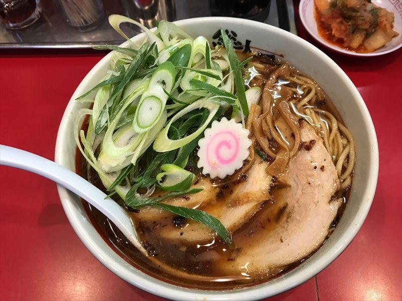 総大醤@ラーメン 大阪 天神橋筋六丁目
