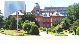 北海道庁旧庁舎 - コピー
