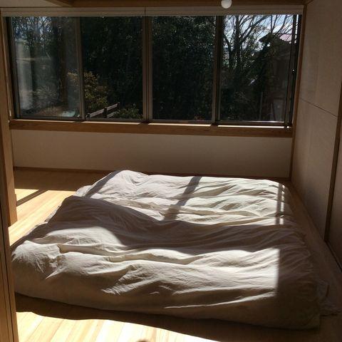 麻平織の寝具カバー