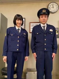 永野芽郁、ムロツヨシとまるで親子(!?)な2ショット
