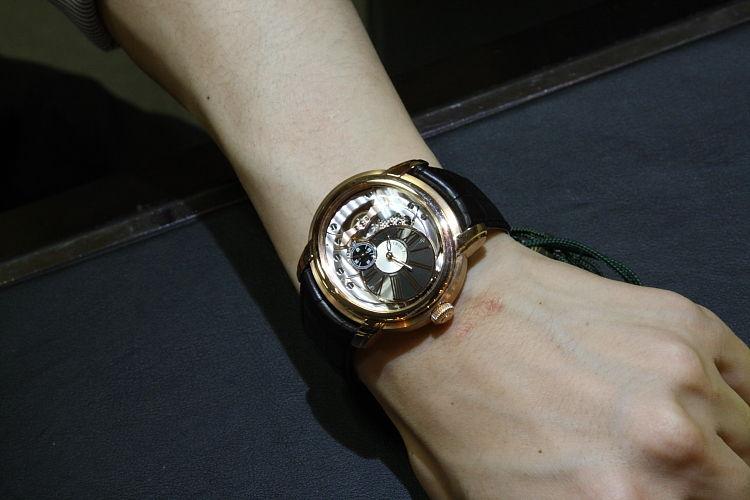 timeless design 74d0e a42c2 明日から開催します!!「オーデマピゲ フェア2011」 新作モデル ...