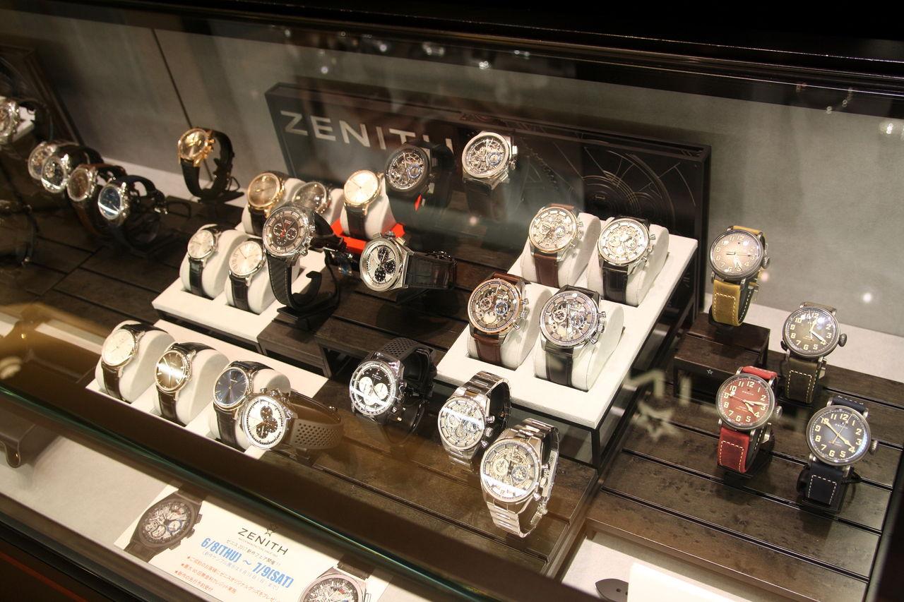 reputable site 64475 d8474 ZENITH 銀座ブティック』 イベント情報 ゼニス(腕時計)