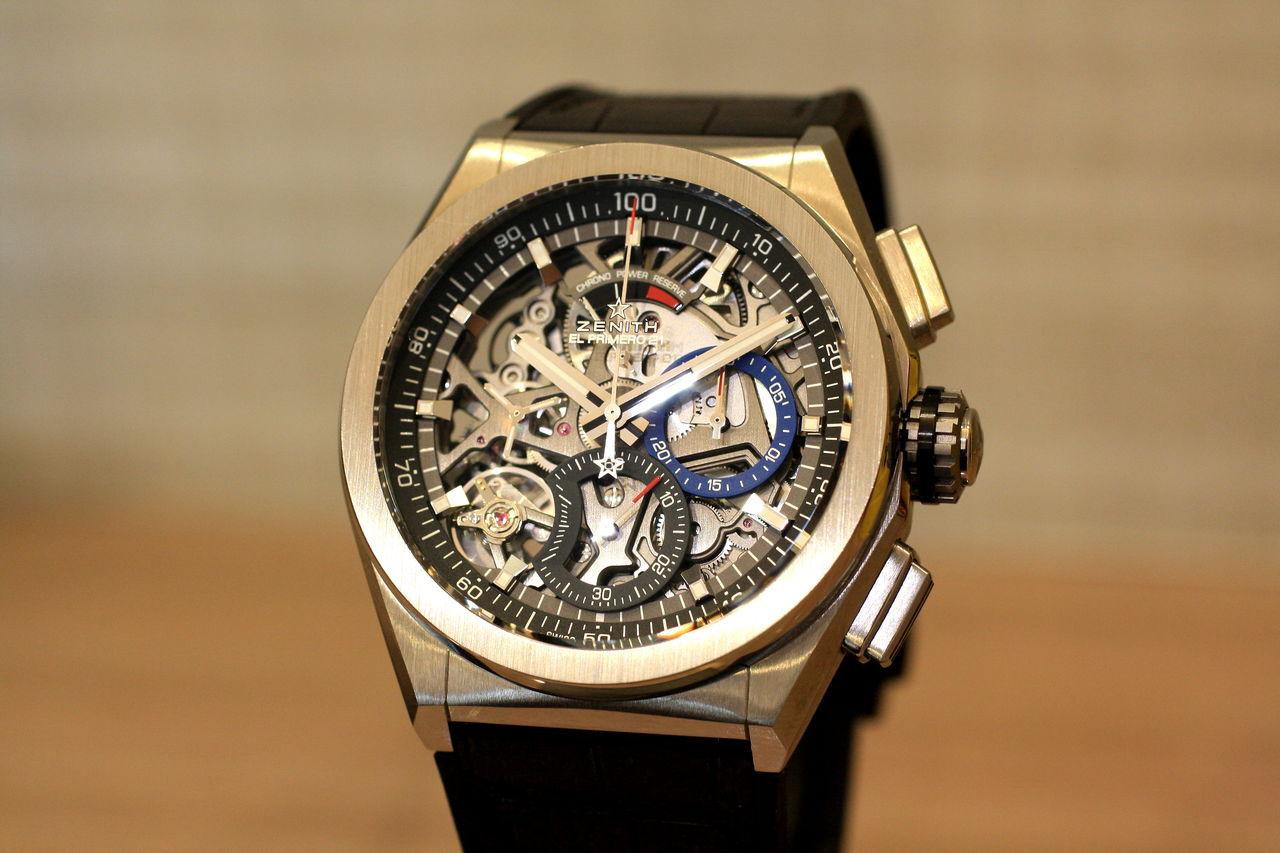 reputable site 4e414 a6cc5 ZENITH 銀座ブティック』 イベント情報 ゼニス(腕時計)