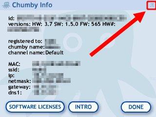 Chumby Info