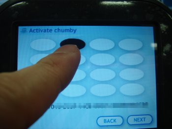 activation chumby