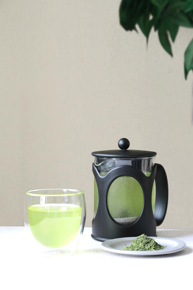 水出し 緑茶 作り方
