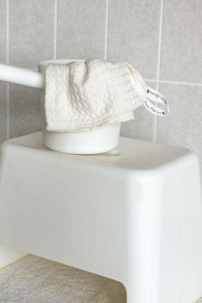 タオル1枚でできる節電