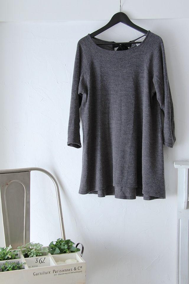 ニットの毛玉は洋服ブラシで簡単お手入れ!