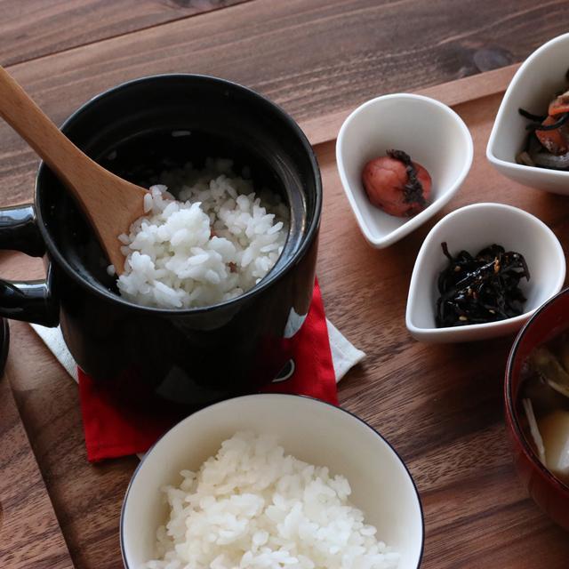 レンジでご飯が炊ける! ダイソー「炊飯マグ」の実力 アレンジレシピ付き