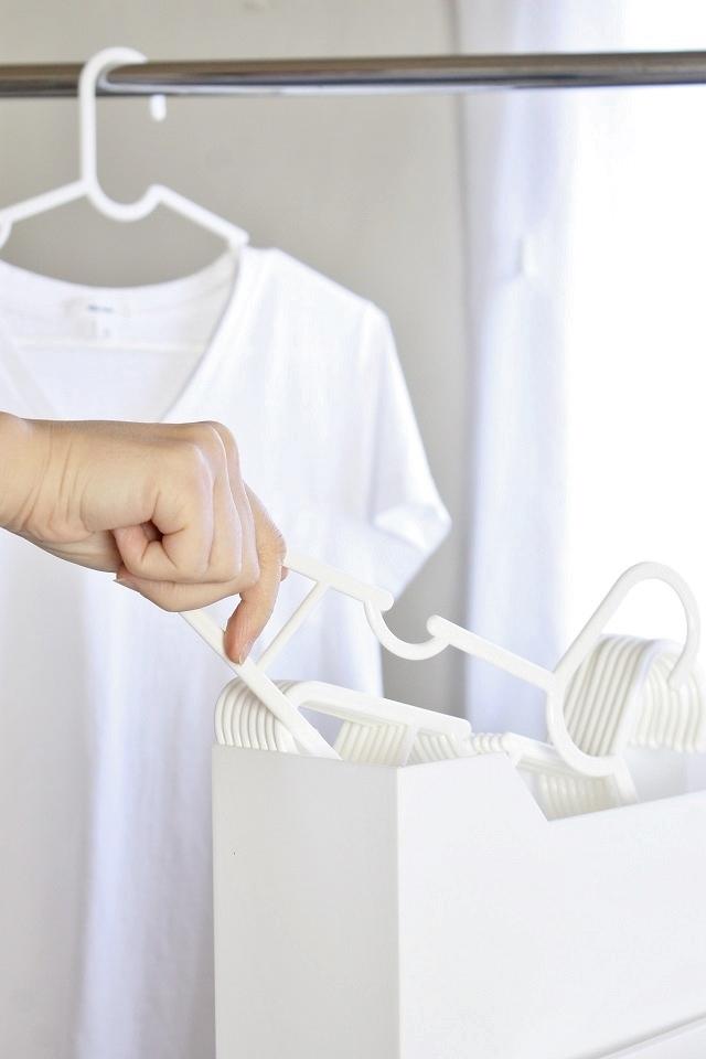 収納 ニトリ 100均 アイデア 洗濯