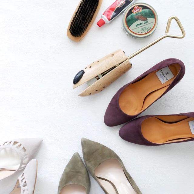 靴のトラブルを改善! 「シューズストレッチャー」で秋のオシャレを楽しもう♪