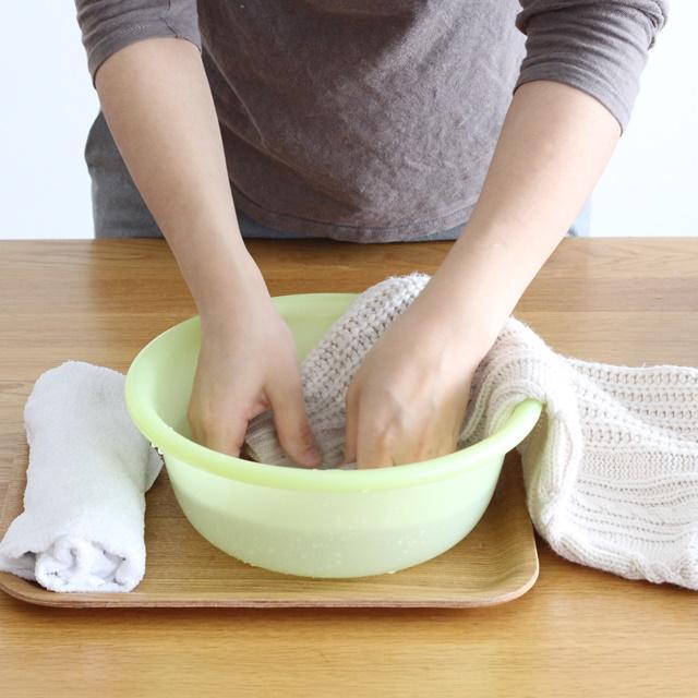 ニットのプロが教える!お家でできる簡単な洗い方