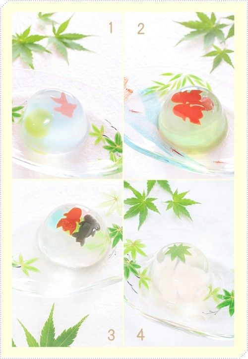 ひんやり和菓子で、夏を味わいましょう
