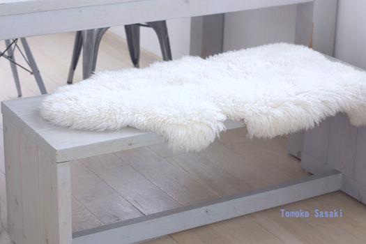 今年使って良かった第四弾IKEAのウールラグ