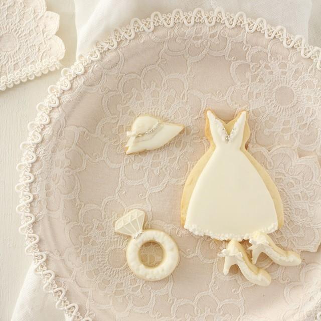 アイシングクッキーを合わせて魅力倍増!! 紙皿を使った簡単カルトナージュ