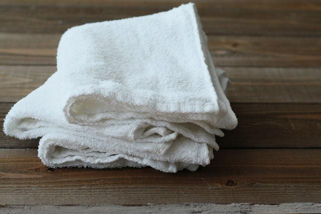 新学期 準備 ぞうきん 雑巾 作り方